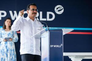 Discurso Sultán Ahmed Bin Sulayem